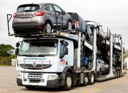Vehicle logistics and transportation