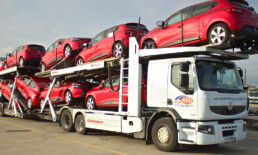 OEM transport and logistics services