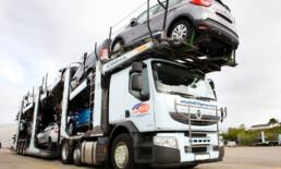 Dealer transport and logistics services