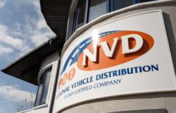 National Vehicle Distribution Headquarters
