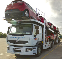 NVD Car Transporter