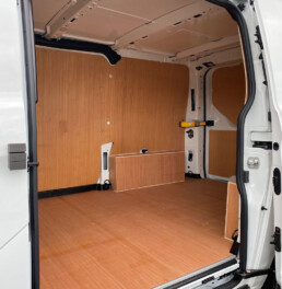 Commercial vehicle ply lining