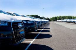 NVD Vehicle Storage and compound services